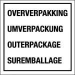 Overpakking 4 talen