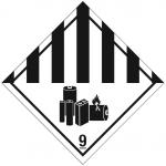 IATA 9 Lithium batterijen