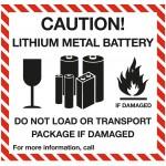 Lithium METAL Batterijen