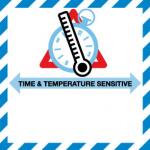 Time & Temperature Sensitive